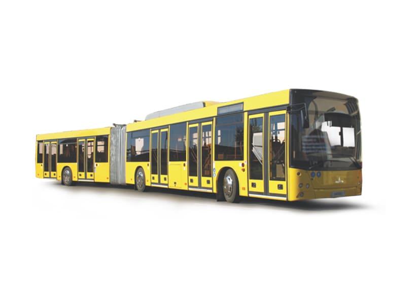 МАЗ-215 городской