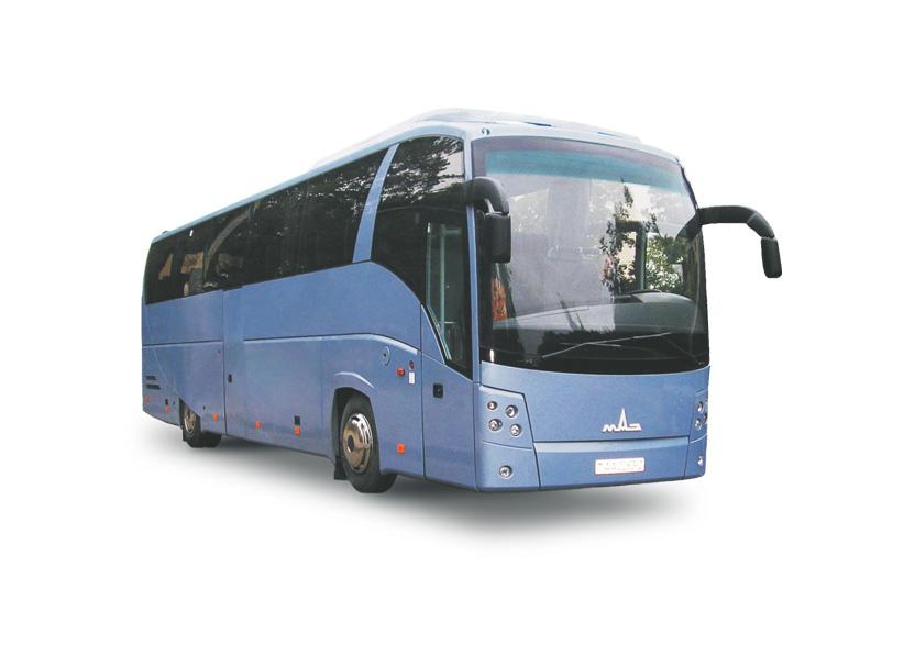 МАЗ-251 туристический фото