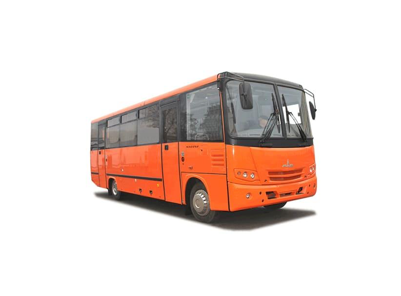 МАЗ-257 пригородный