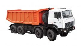МАЗ-65262L-510-000 полный привод