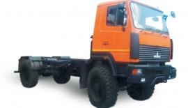 МАЗ-5309М4-8625-061 полный привод