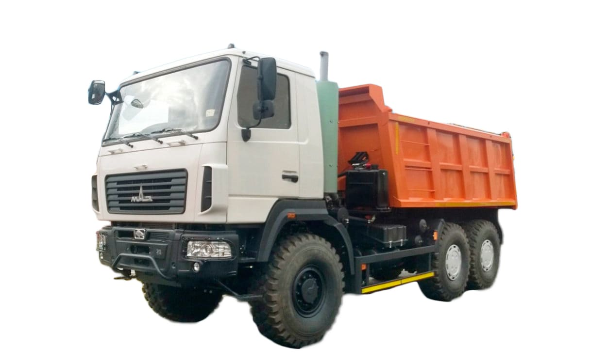МАЗ-650228-522-052 полный привод