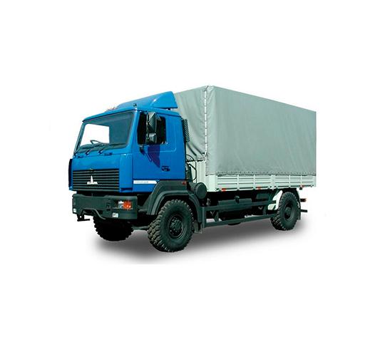 МАЗ-5302С5-520-060 полный привод