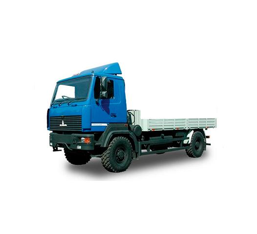 МАЗ-5309М4-8620-065 полный привод