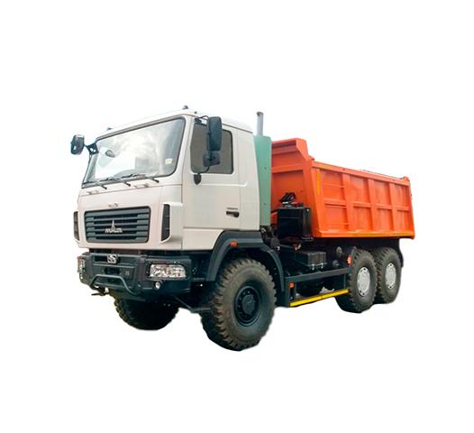 МАЗ-651428-573-000 полный привод