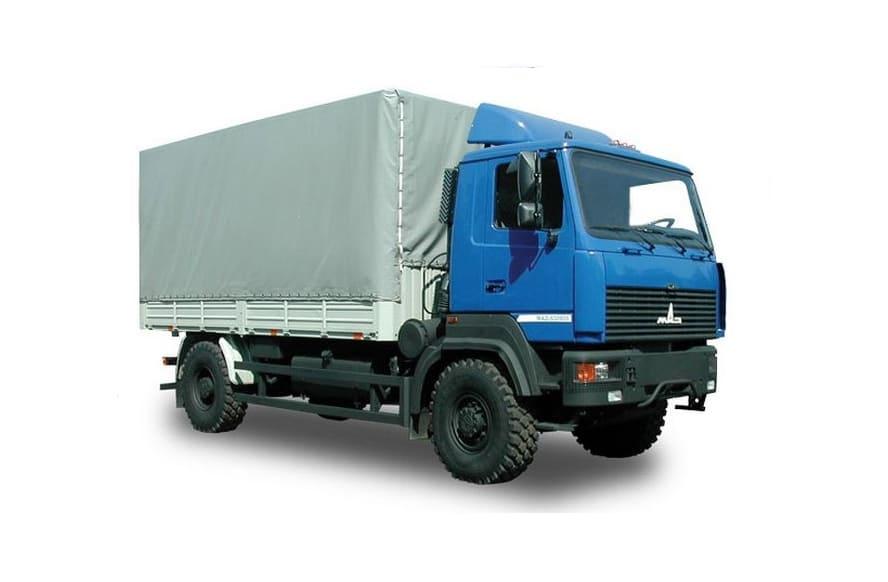 МАЗ-5309М4-620-061 полный привод