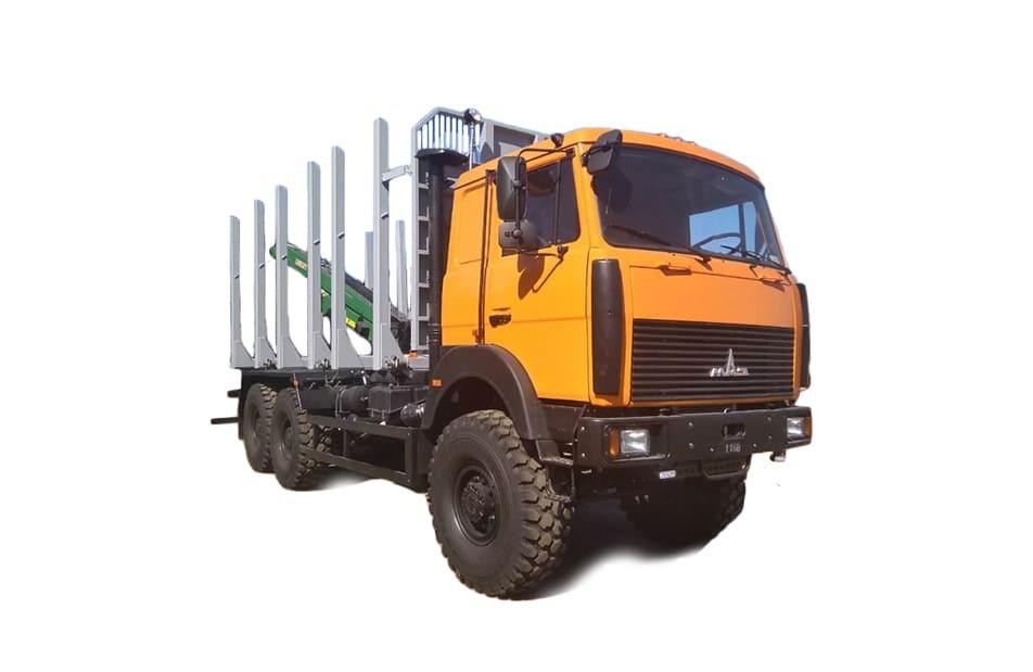 МАЗ-6302С9-526-052 полный привод