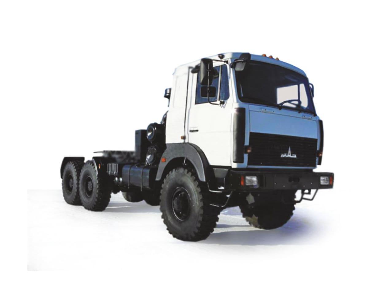МАЗ-64322L-8570-012 полный привод