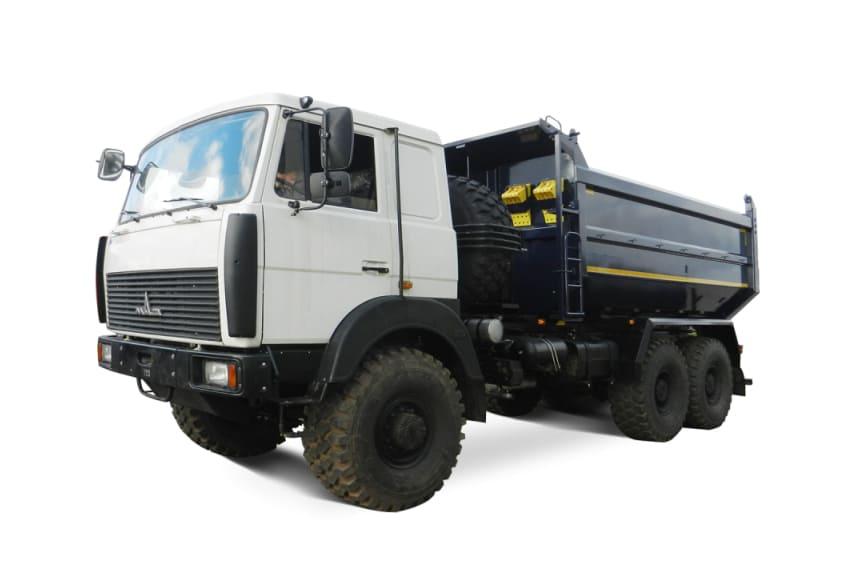 МАЗ-650228-570-012 полный привод