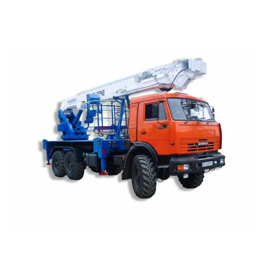 ВИПО-32-01 КАМАЗ-43118