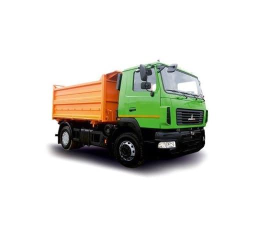 Самосвалы МАЗ 555025
