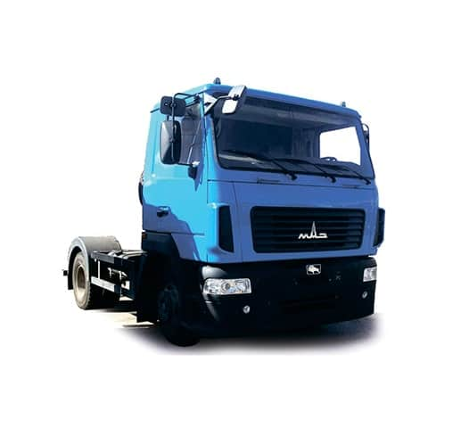 Шасси МАЗ 4381С0