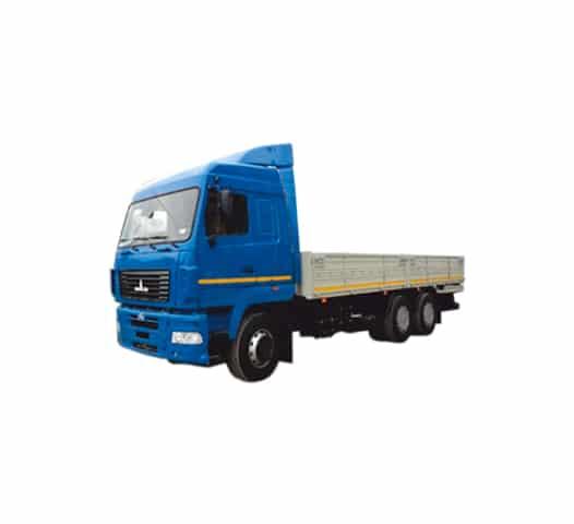 Бортовые автомобили МАЗ 6312Е9