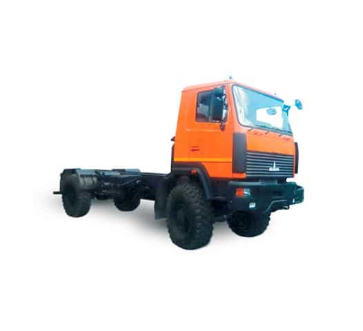 Шасси МАЗ 4372С2