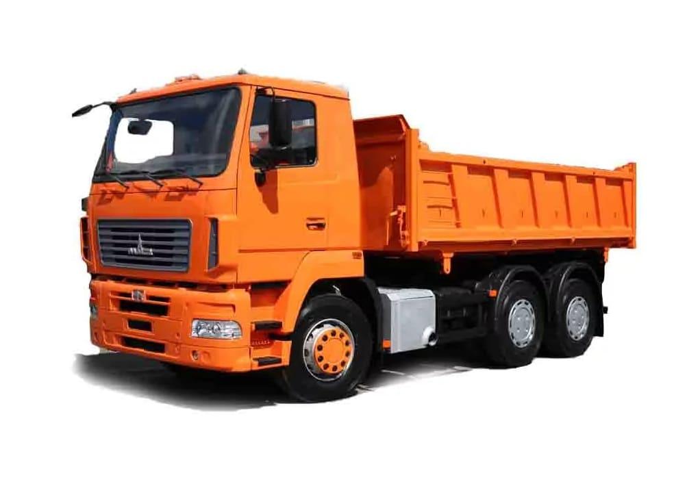 Самосвалы МАЗ 650126